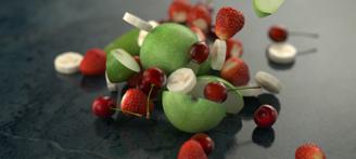 Orchard. Falling Fruits II