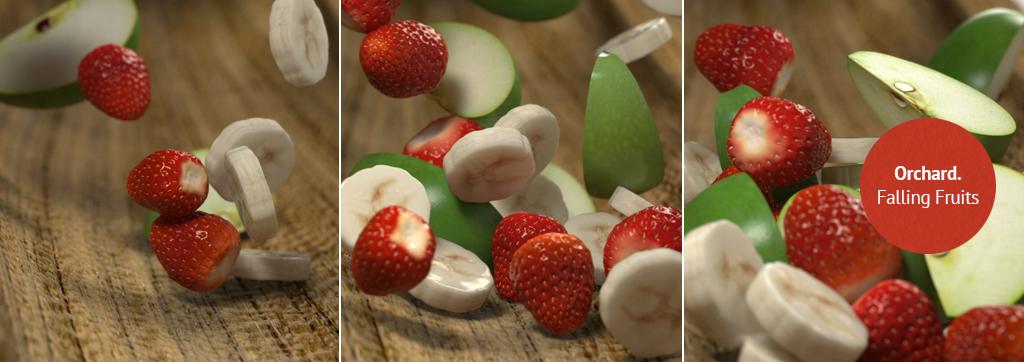 Orchard. Falling Fruits