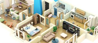 Ukrtelecom. Apartment