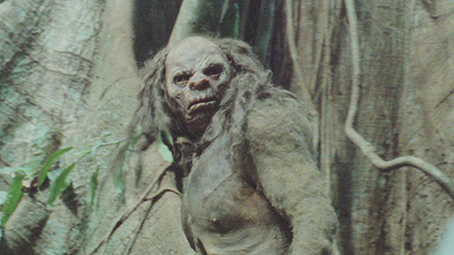 the lost tribe The lost tribe tries hard, but not hard enough, to make itself a good movie borrowing, okay, horribly snatching from various movies, the lost tribe are subhuman humanoids if you've nothing better to do that day and want to watch something familiar, but not exactly the same, lost tribe might suit your fancy.